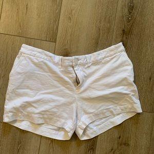 Comfy chino weave shorts
